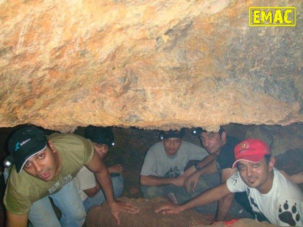 emac-team-caving