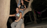 emac-girls-just-wanna-have-fun-up-a-tree