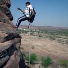 EMAC Rock climbing in Islamabad 2