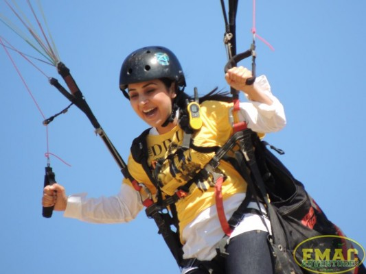 EMAC Paragliding in Karachi 066