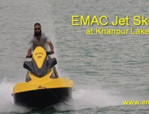 EMAC Jet Skiing