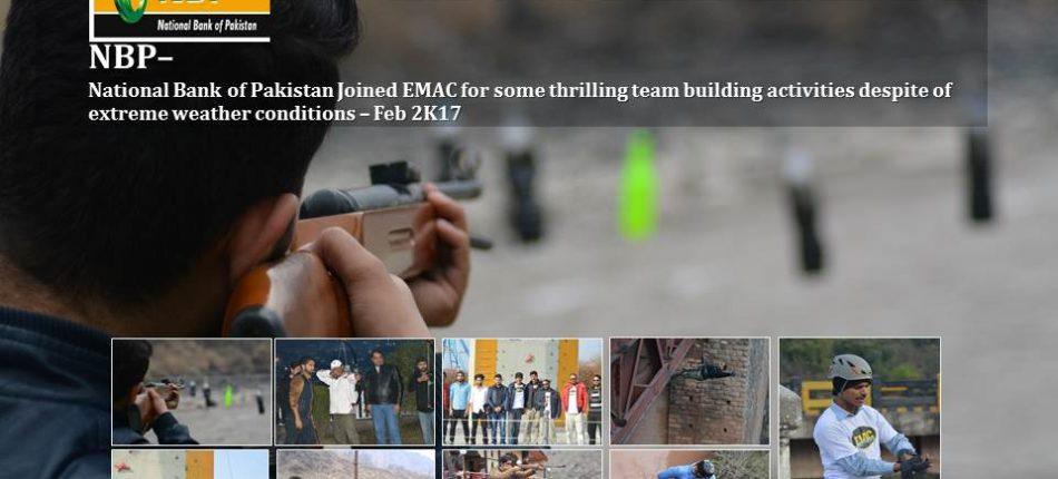 EMAC Adventure Teambuilding